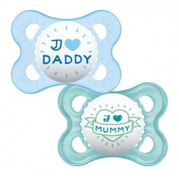 MAM Style 0+ Month Soother...
