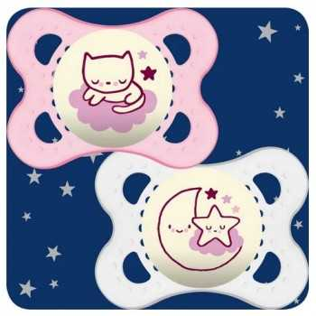MAM Night 0+ Month Soother...