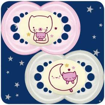 MAM Night 6+ Month Soother...