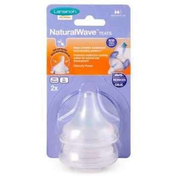 Lansinoh Natural Wave...