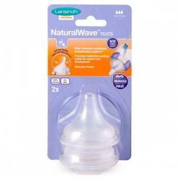 Lansinoh Natural Wave Fast...