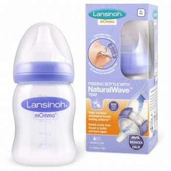 Lansinoh Feeding Bottle 160ml