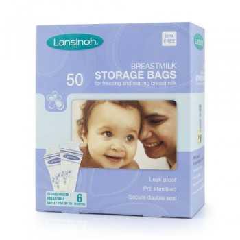 Lansinoh Milk Storage Bags...