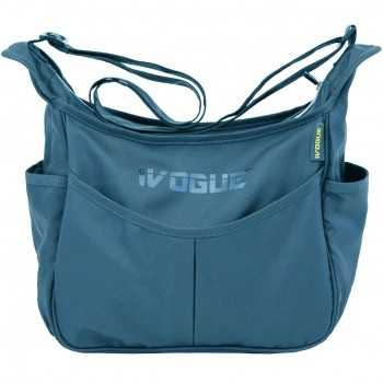 iVogue Changing Bag-Teal