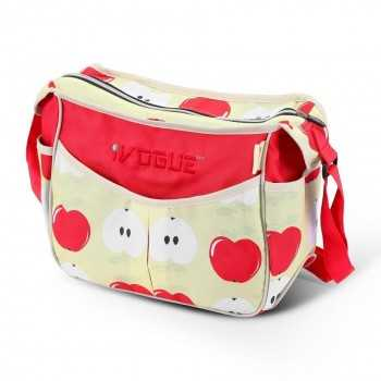iVogue Changing Bag-Apple