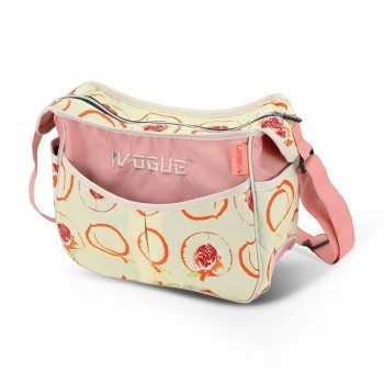iVogue Changing Bag-Peach