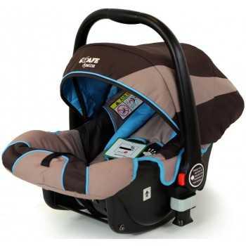 Isafe Car Seat Pram System...
