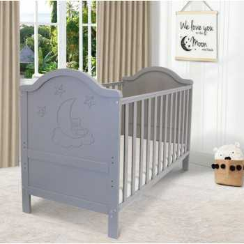 iSafe Baby Cot Bed Toddler...