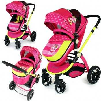 Isafe 2in1 Pram System...