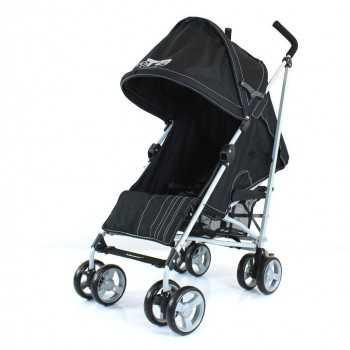 Zeta Vooom Stroller-Black