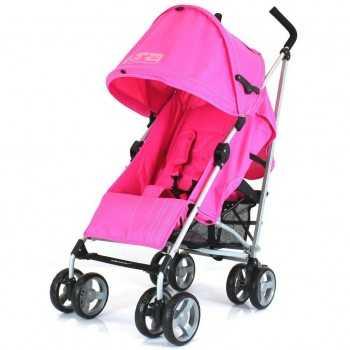 Zeta Vooom Stroller-Pink
