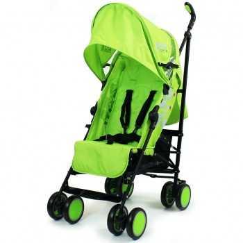 Zeta City Stroller-Lime