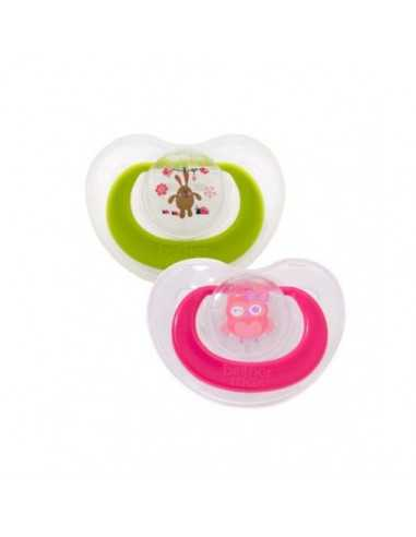 Brother Max Crystal Pacifiers Pink /...
