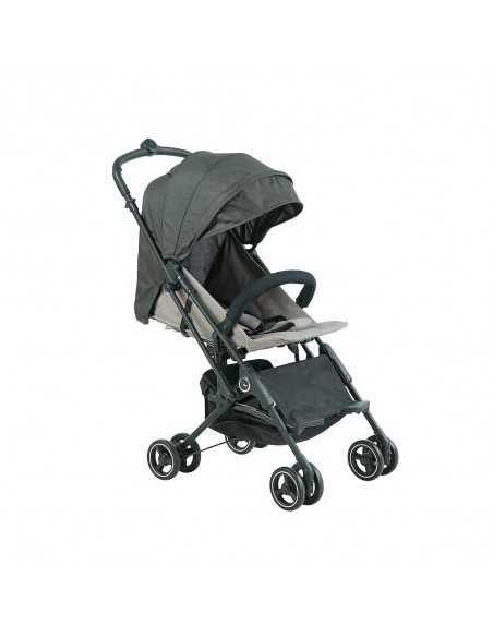Roma Capsule² Stroller-Grey Roma