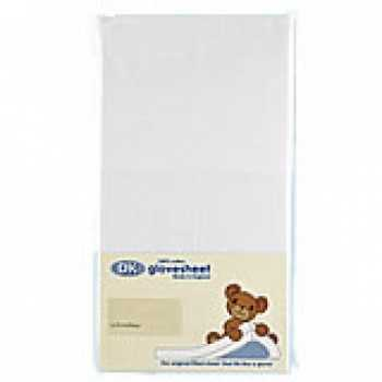 Dk Travel Cot Fitted Sheet...
