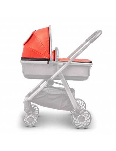 Ark Pushchair Colour Pack-Coral