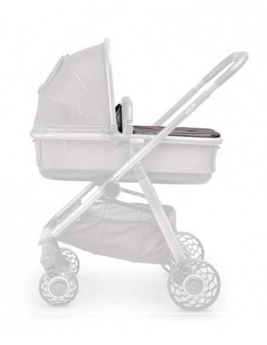 Ark Replacement Carrycot Cover-Grey