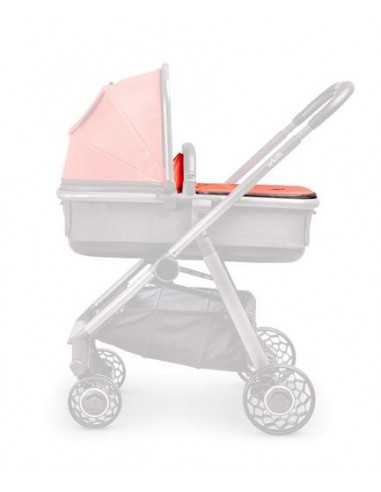 Ark Replacement Carrycot Cover-Coral