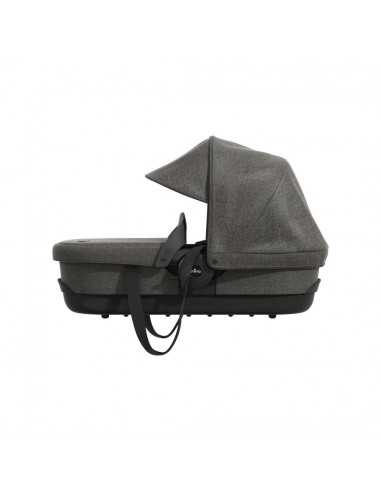 Mima Sport Carrycot-Charcoal