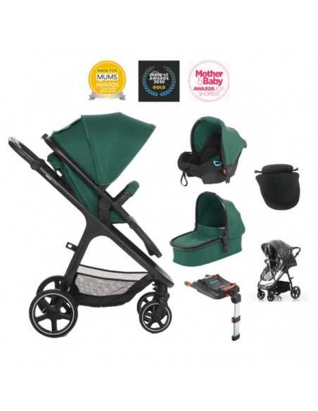 Didofy Cosmos 7 Piece Travel System Bundle-Green Didofy