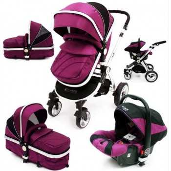 Isafe 2in1 Pram System +...