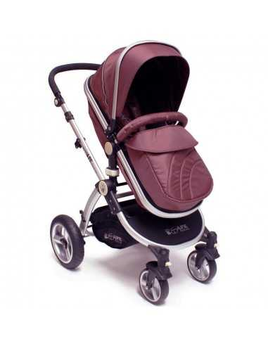 iSafe 2in1 Pram System-Hot Chocolate