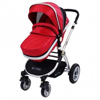 iSafe 2in1 Pram System-Warm...