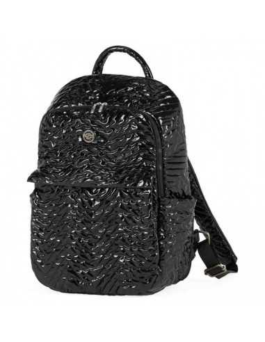 Bebecar Prive Backpack-Black & Gold...