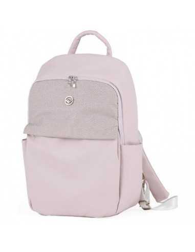 Bebecar Prive Backpack-Pink Shimmer...