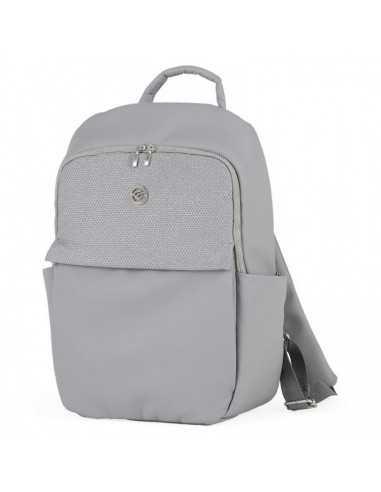 Bebecar Prive Backpack-Grey Shimmer...