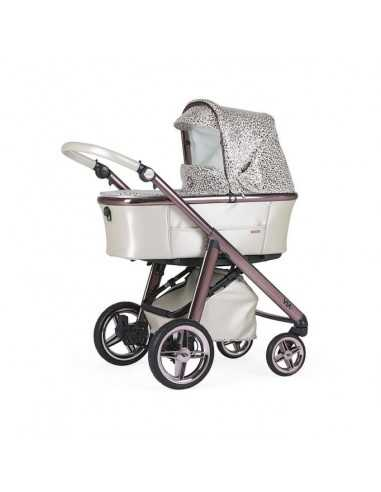 Bebecar Prive Via+ Pram-Cheetah (182)