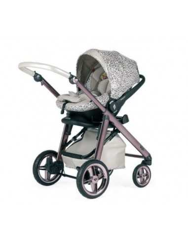 Bebecar LF Car Seat-Cheetah (182)