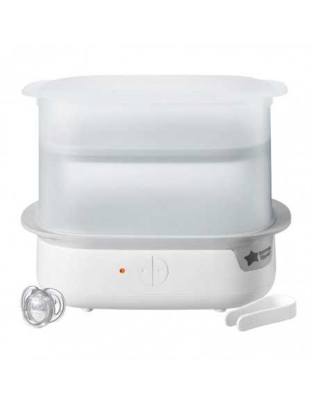 Tommee Tippee Super-Steam Electric Steriliser-White Tommee Tippee