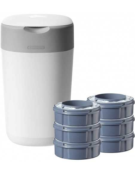 Tommee Tippee Nappy Disposal Twist & Click Kite Tommee Tippee