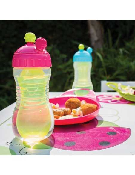 Brother Max 2 Drinks Cooler Sports Bottle Pink / Green Brother Max