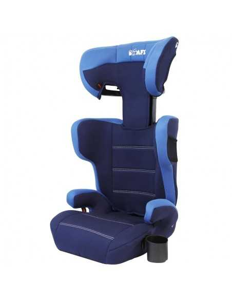 Isafe (CS007) Car Booster Seat Group 2 3 Junior Trio Toddler Booster Car Seat 15 To 36 Kg-Blue Isafe