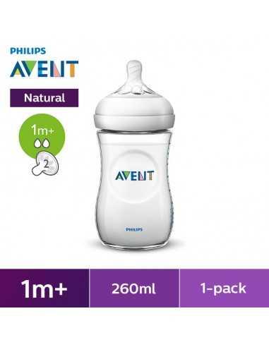 Avent Bottle Natural 2.0 9oz X2