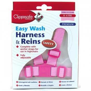 Clippasafe Harness & Reins...