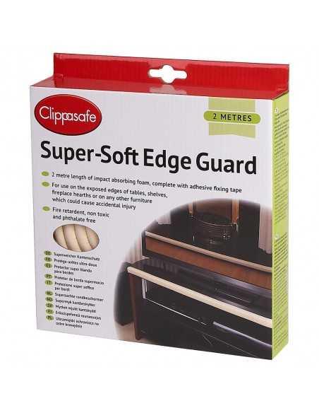 Clippasafe Home Safety Super Soft Edge Guard Cream Clippasafe