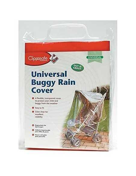 Clippasafe Stroller Rain Cover Universal Clippasafe