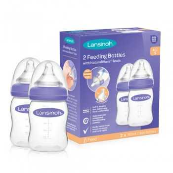 Lansinoh Feeding Bottles...
