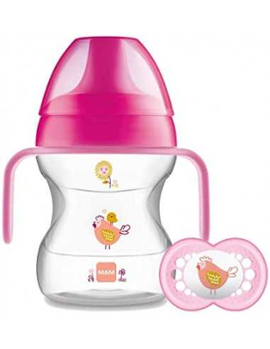 MAM Cups Learn To Drink Cup With...