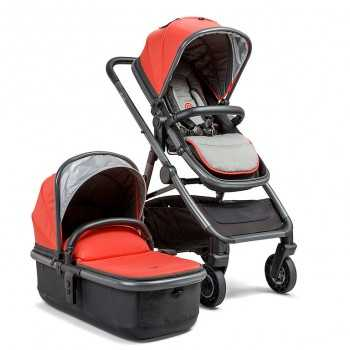 Ark 3in1 Travel System-Coral