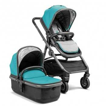 Ark 3in1 Travel System-Teal