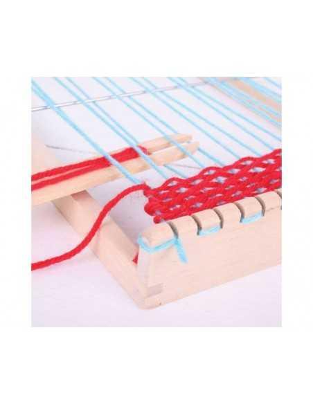 Bigjigs Toys Weaving Loom Bigjigs Toys