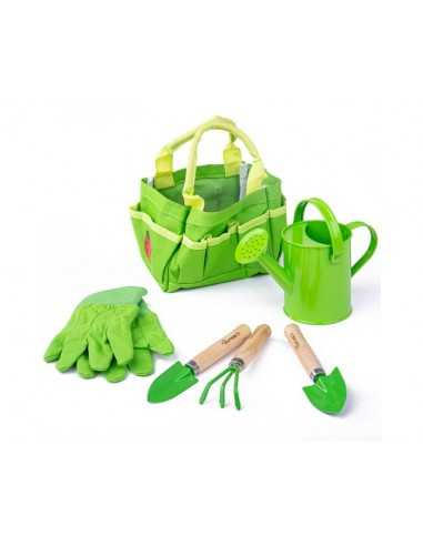 Bigjigs Toys Small Tote Bag with Tools