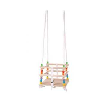 Bigjigs Toys Cradle Swing