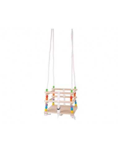 Bigjigs Toys Cradle Swing