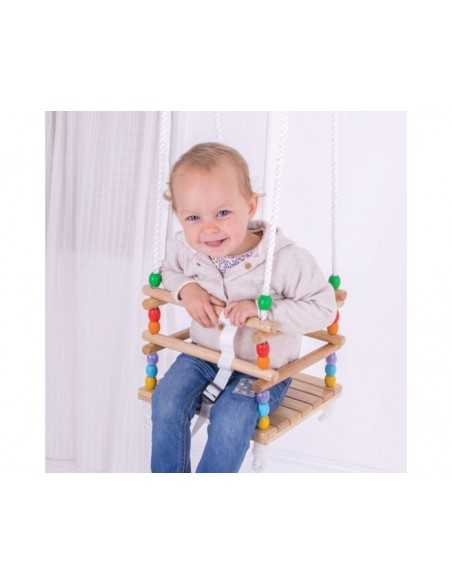 Bigjigs Toys Cradle Swing Bigjigs Toys
