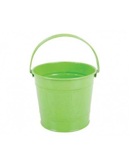 Bigjigs Toys Green Bucket Bigjigs Toys